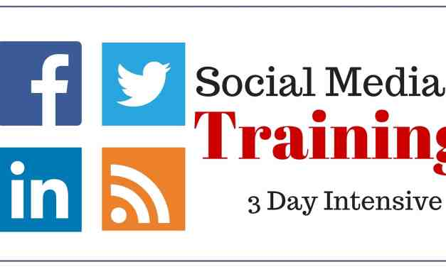 Advanced Social Media Intensive Course – Adelaide & Sydney Training