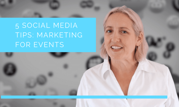 5 Facebook Page Tips for Event Planners and Conference Organisers #EventProfs
