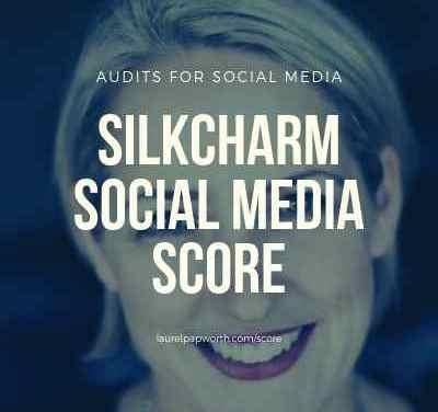 SilkCharm Score for Social Media
