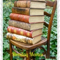 MONDAY FROM THE INTERIOR:  MAILBOX MONDAY & WHAT ARE YOU READING?  -- APRIL 8