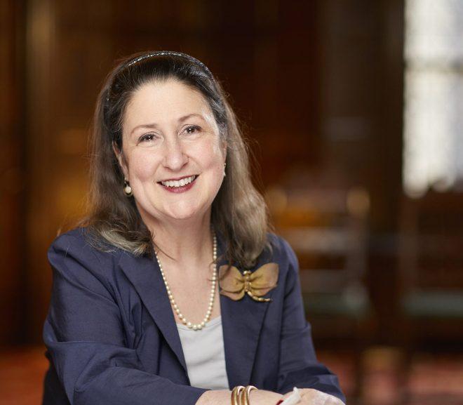 Head of Laurel School Ann V. Klotz