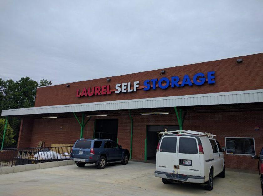 Laurel Self Storage is coming soon!