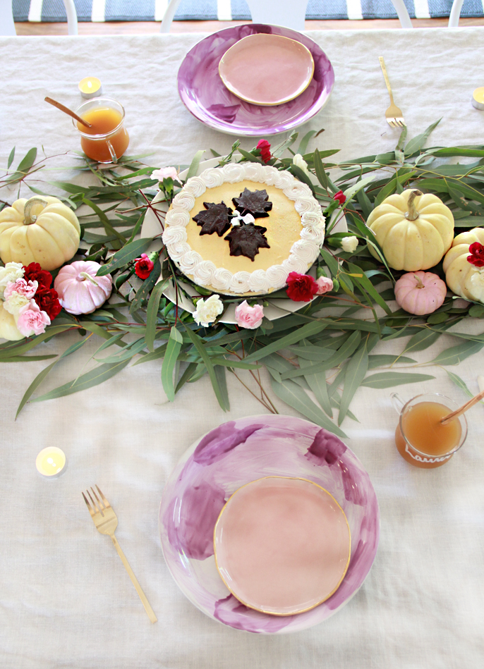 Non-Traditional Thanksgiving Tablescape   Thanksgiving Table Ideas   This Is Everything You Need For A Perfect Thanksgiving Day