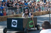 Day of the Dead Coffin Races