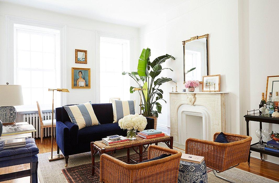 Amy Stone's Preppy & Polished Apartment