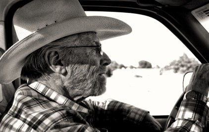 Retired Yavapai County Sherriff Buck Buchanan