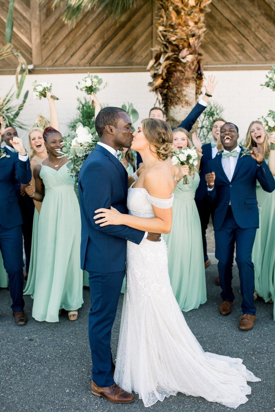 Tercero by Aldea Weddings, Tercero Wedding, Sage Green Wedding Sage and Navy Wedding