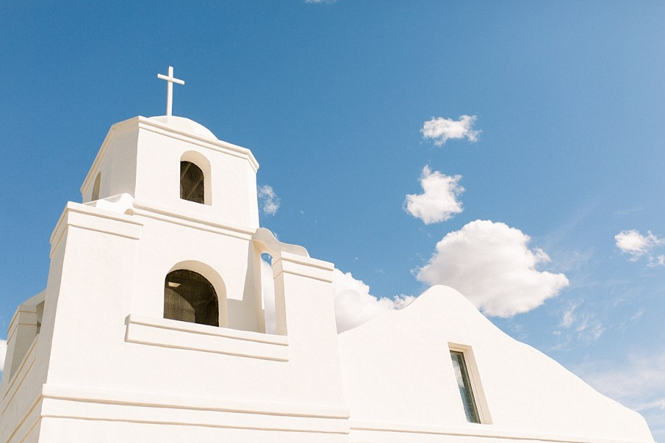 Scottsdale Mission Wedding