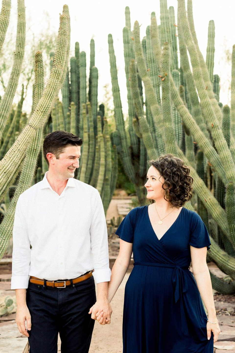 DBG Weddings, DBG Engagements, Desert Botanical Gardens Wedding