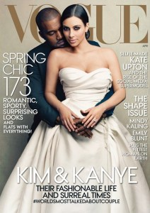 VOGUE APRIL 2014 COVER