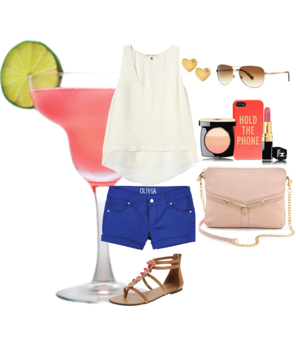 summer outfit idea