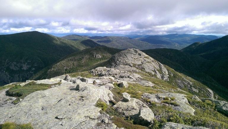 Haystack Mountain - Brent Robillard