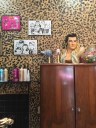 Vintage Decor in Kat's Meow Salon