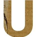 lettre-u