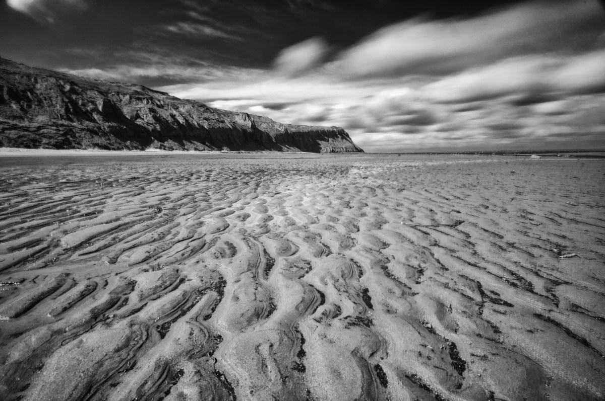 Skinningrove Beach