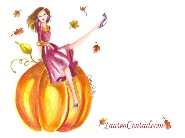 Inspired Idea Fun Fall Backgrounds A Giveaway Lauren