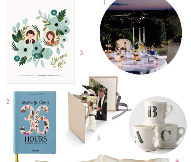Gift Guide Anniversary Gift Ideas