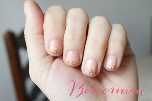 Bridal Beauty 6 Sweet Simple Nail Trends