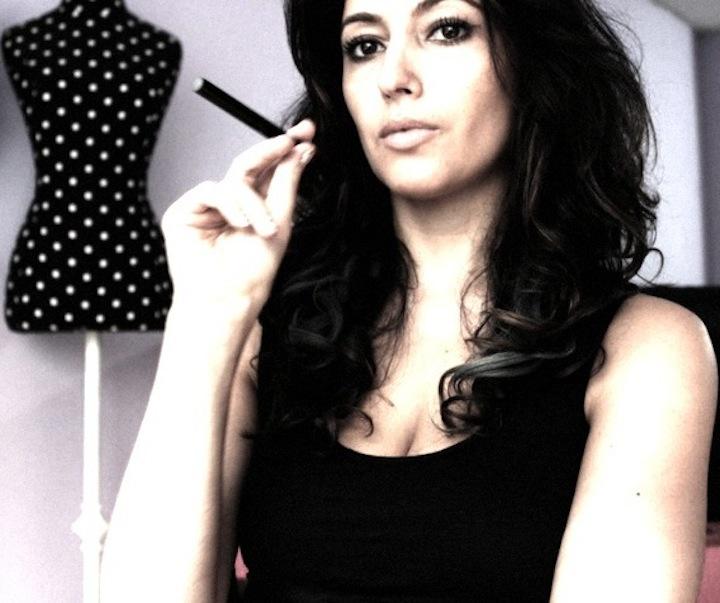 Lauren Cosenza Beauty Expert on the E-Cig trend