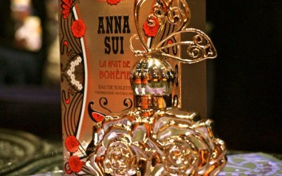 "The New Bohemian Luxury | Anna Sui's ""La Nuit de Bohéme"""