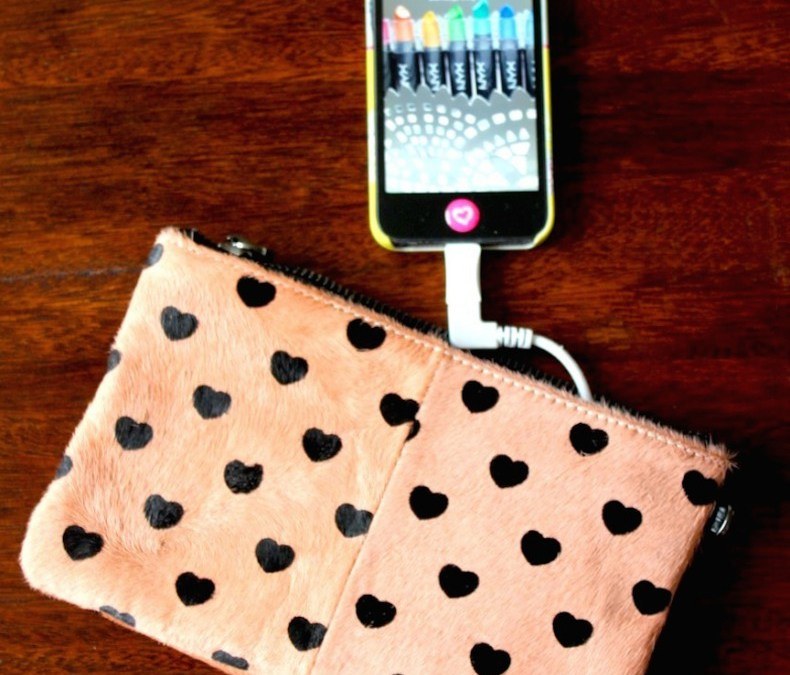 DIVA DISH: The Mighty Purse. It's So Clutch.