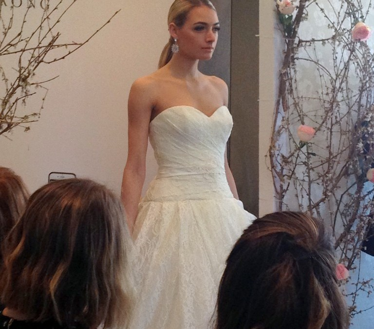 Isabelle Armstrong Bridal Spring 2016 Collection