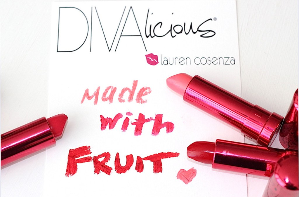 DIVA DISH: My new lipstick is made out of FRUIT