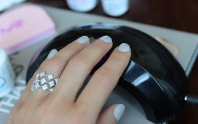 DIVA DOES… My first at-home DIY Gel Manicure