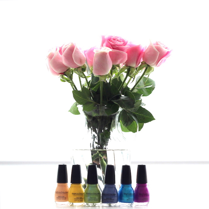 sinful colors nail polish divalicious