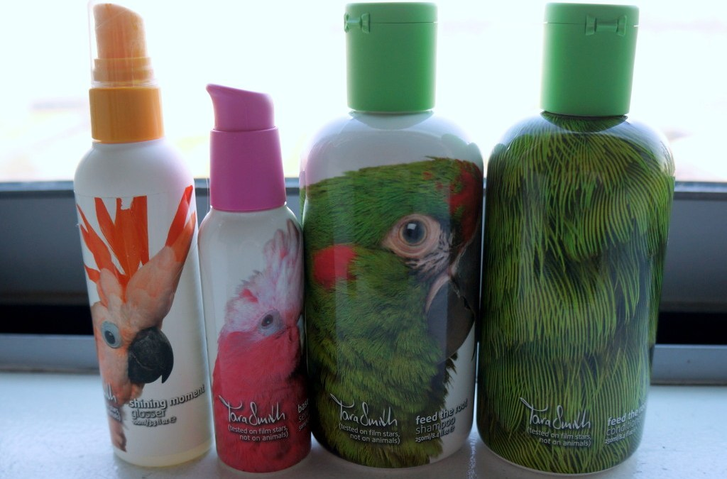 Haircare That's Macaw-ing Me Crazy!