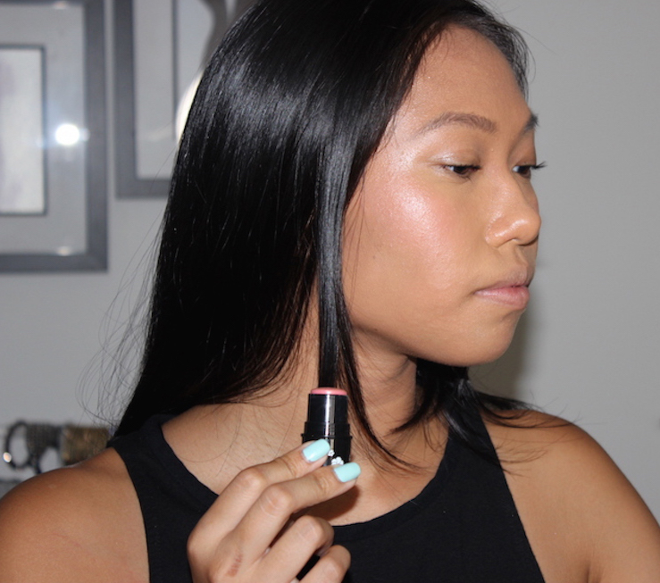 7 melanie mini makeover lashes face full