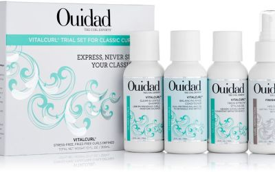 Get Curltastic and Cruelty-free with Ouidad VitalCurl