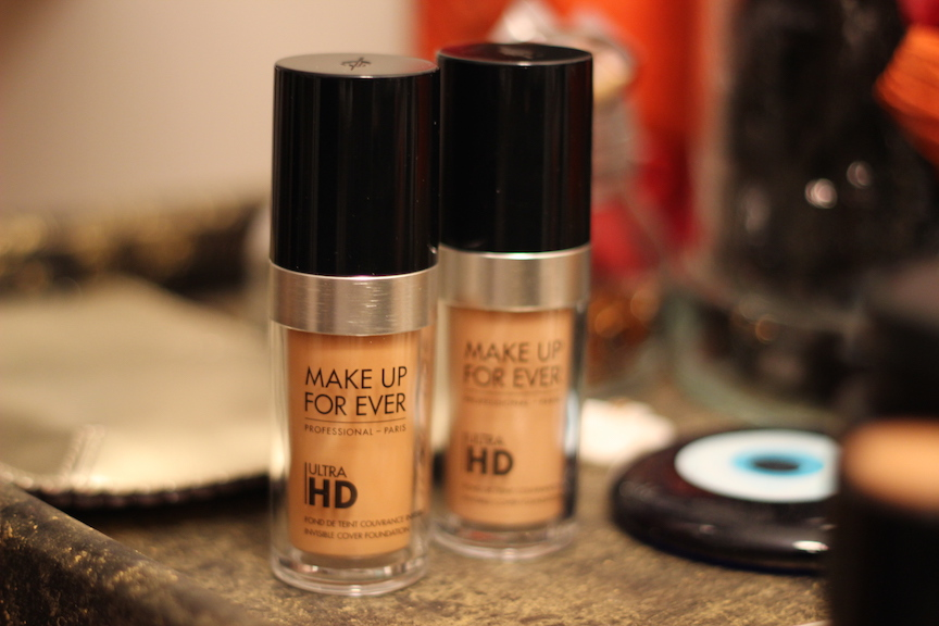 divalicious make up for ever ultra hd foundation 2