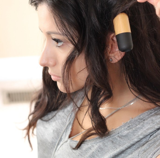 DIVA DOES… The CHI Escape Cordless Curling Iron