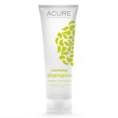 ACURE Organics Clarifying Shampoo & Conditioner Review