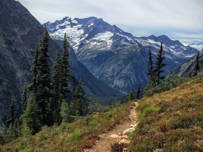 Mount Logan North Cascades National Park