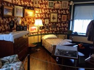 Gifford Pinchot's bedroom at Grey Towers