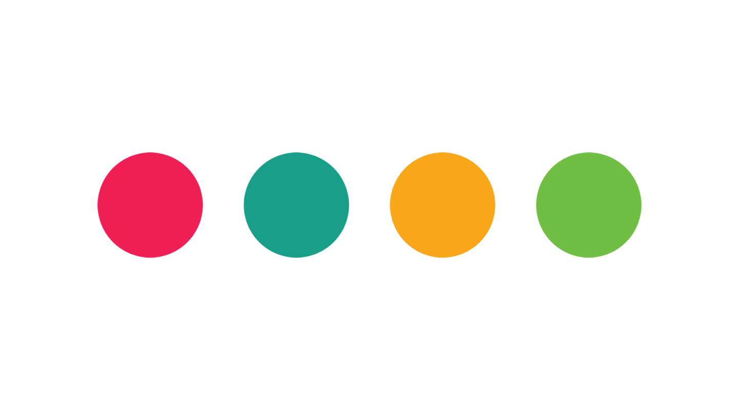 The color palette for the PlySpace design system