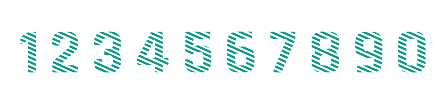 The number system for the PlySpace design system