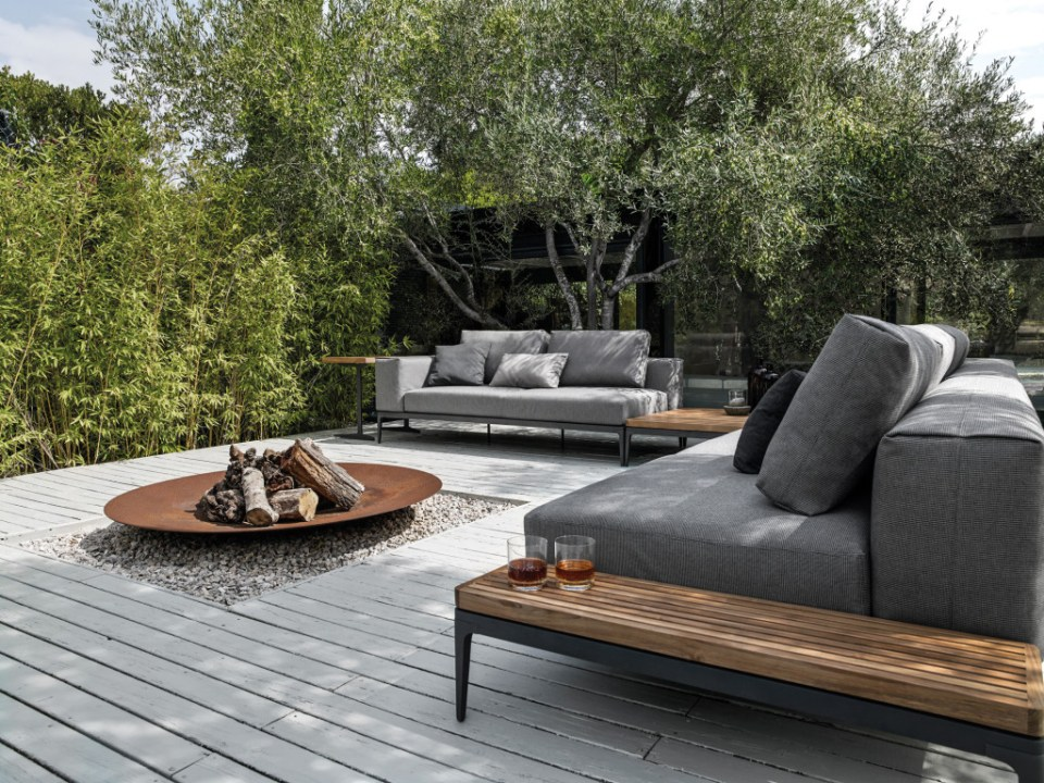 Gloster Outdoor Furniture Styling