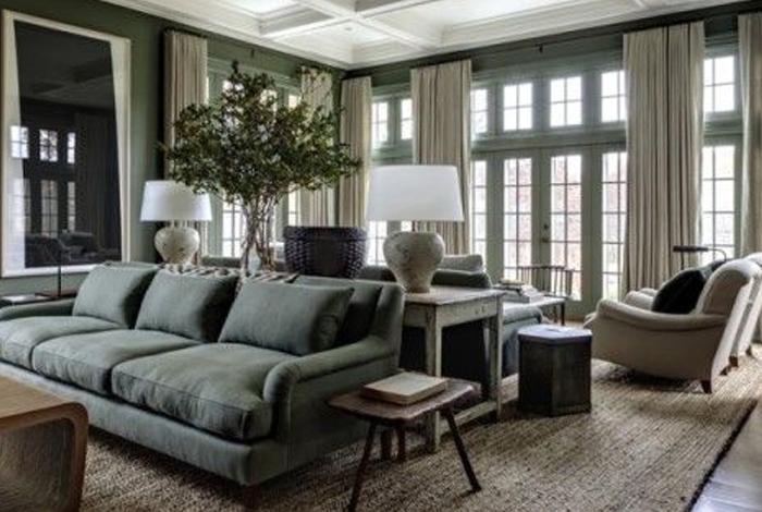 How To Plan A Rectangular Sitting Room (with Example Floor