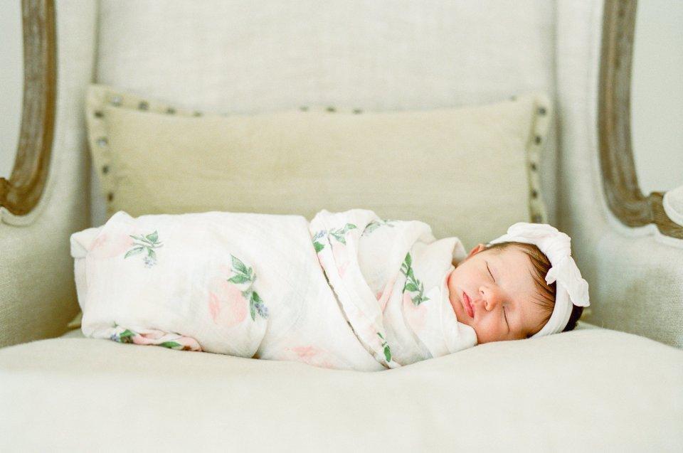 Lifestyle Newborn Film Photographer, Oklahoma, Lauren Grigg Photography, Fuji 400H