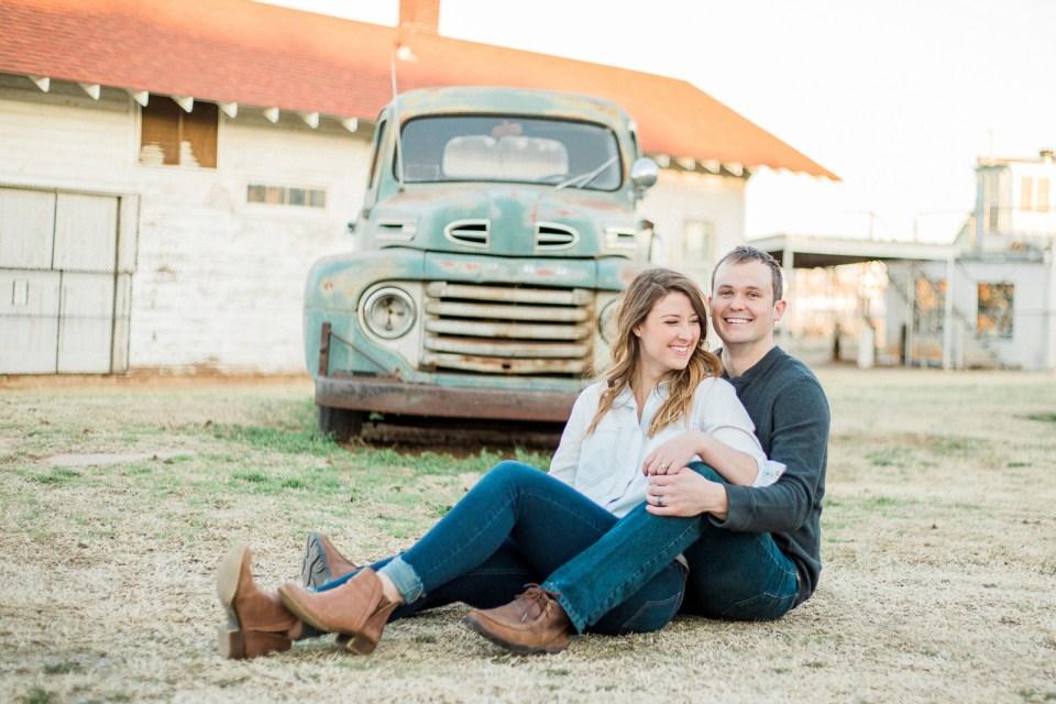 Oklahoma Engagement Session