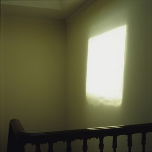 Domestic Landscape (Light on wall (Photographic print))