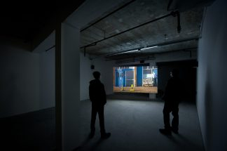 Altered Space 1 at Globe Gallery, Newcastle