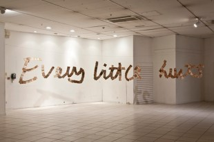 Every Little Hurts, David Lisser