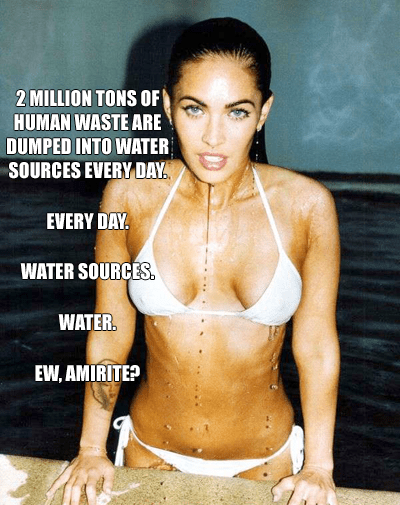 Water Water Everywhere Even On Megan Fox Laurenist