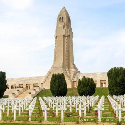 Verdun, France: The Verdun Memorial