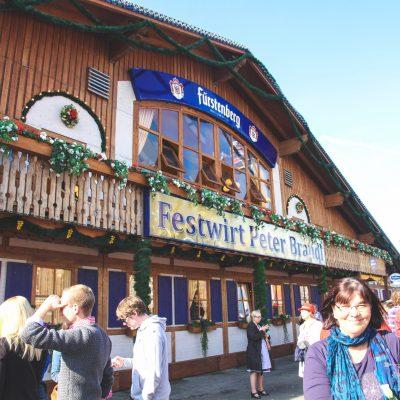 The Stuttgart Oktoberfest