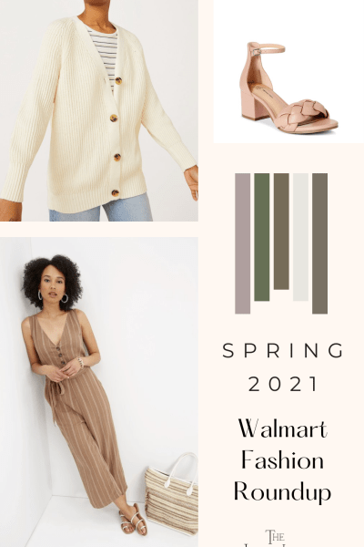 Spring 2021 Walmart Fashion Roundup. My top picks for Spring from Time and Tru and Free Assembly.